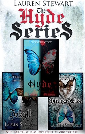Hyde Trilogy Boxed Set